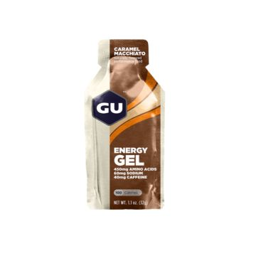 GU Energy Gel Caramel Macchiato JetBlack Products