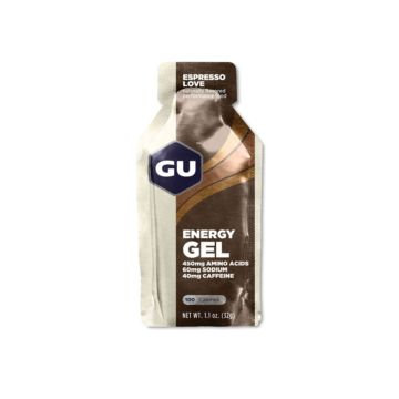 GU Energy Gel Espresson Love JetBlack Products
