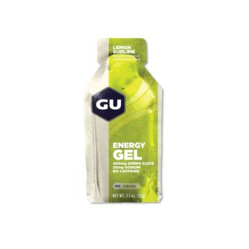 GU Energy Gel Lemon Sublime JetBlack Products