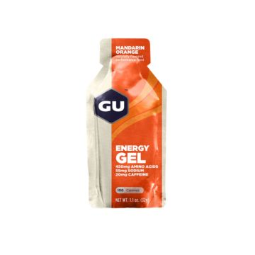 GU Energy Gel Mandarin Orange JetBlack Products