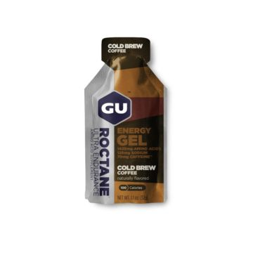 GU Energy Gel Roctane Cold Brew Coffee JetBlack Products