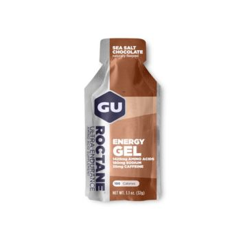 GU Energy Gel Roctane Sea Salt Chocolate JetBlack Products