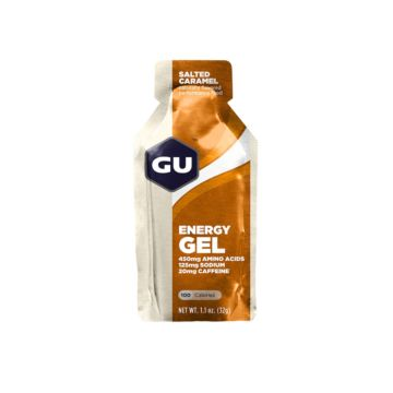 GU Energy Gel Salted Caramel JetBlack Products