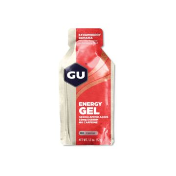 GU Energy Gel Strawberry Banana JetBlack Products