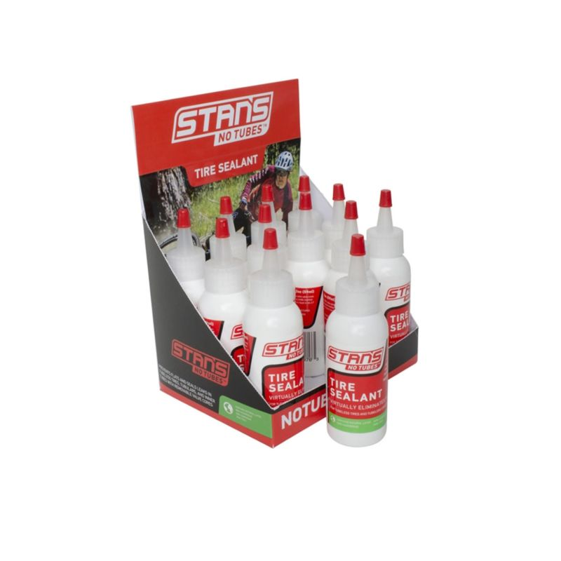 Stans No Tubes NoTubes Tire Sealant Box JetBlack Products